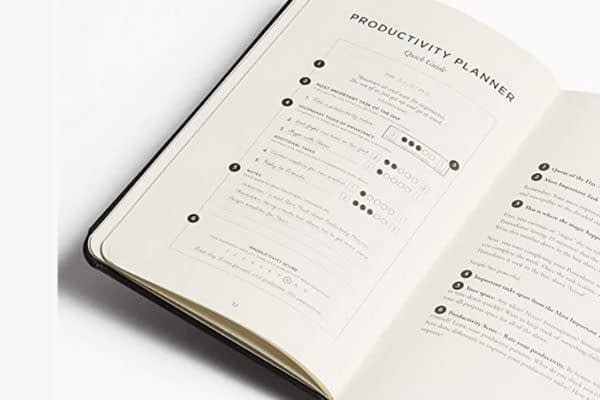 Planners to get you productive